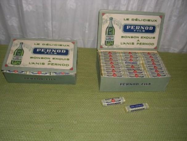 Bonbons Pernod
