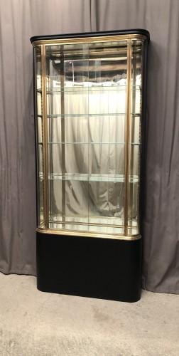 Ancienne vitrine de magasin.