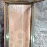 Paire de vitrines murales anciennes.(réservées PB)