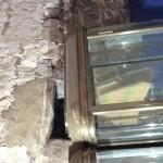 Paire de vitrines murales.