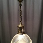 Ancienne suspension Holophane